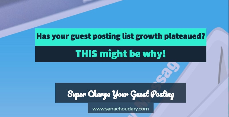Has your email list growth has plateaued? THIS might be why