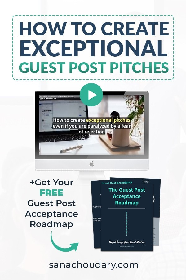 [VIDEO] How to Create Exceptional Guest Post Pitches