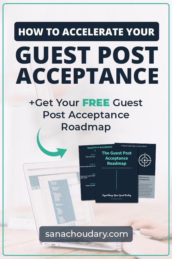 How to Accelerate Your Guest Post Pitch Email Acceptance