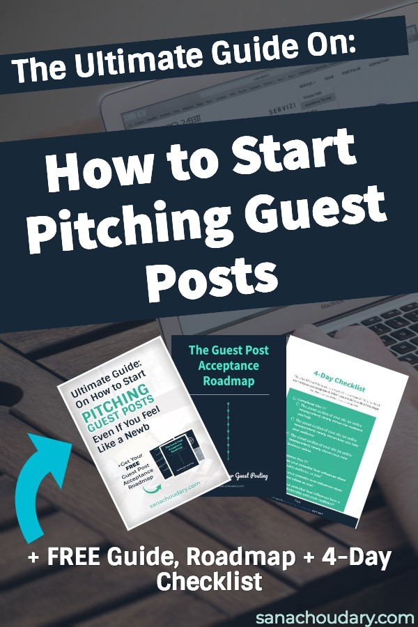 My most popular guest post guide ever: How to start pitching guest posts even if you feel like a complete newbie