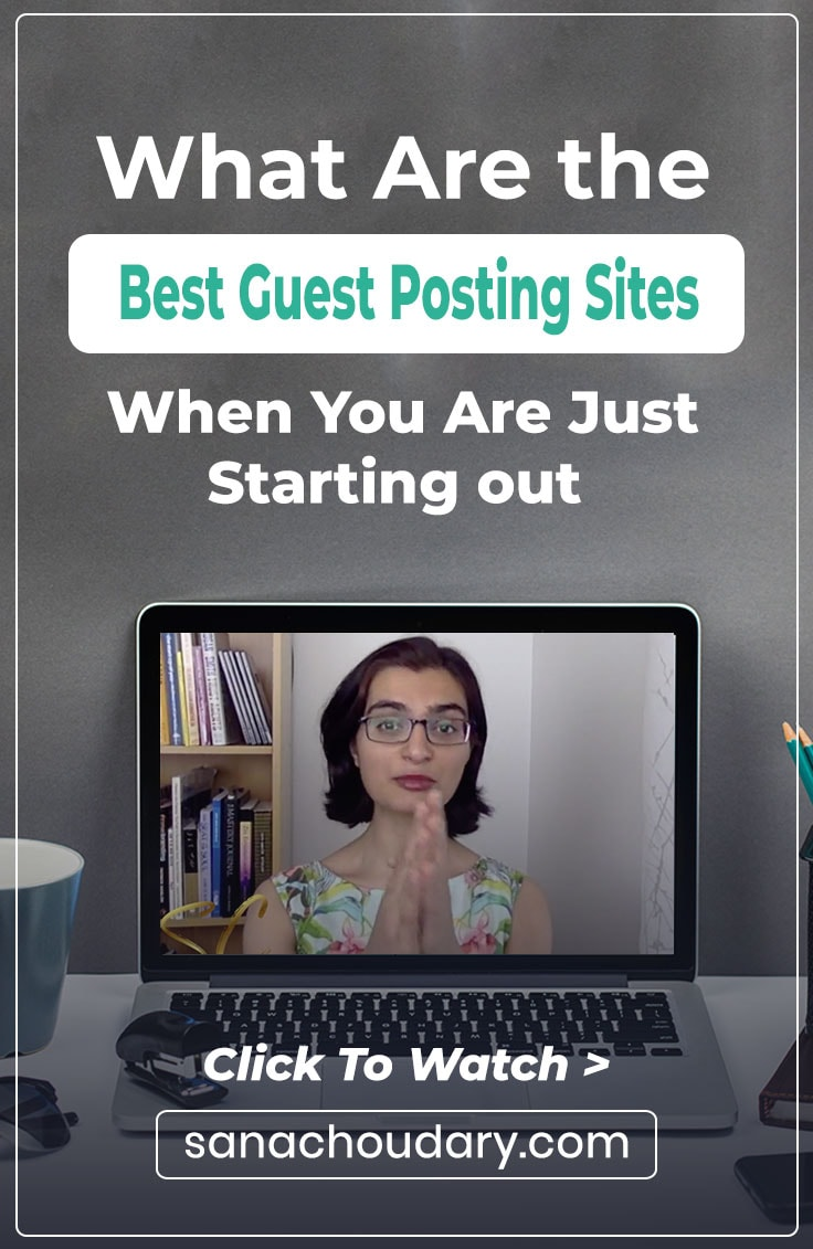 Best Guest Posting Sites Starting Out